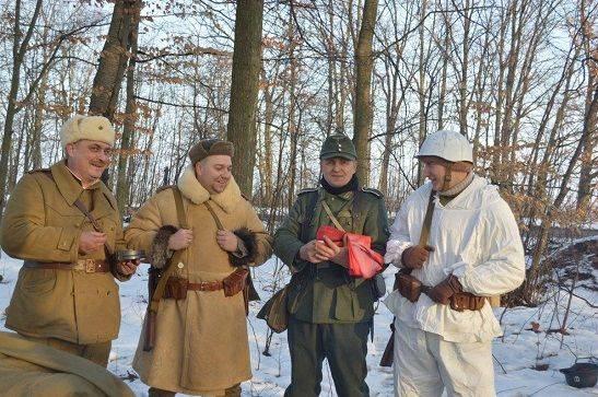 На Черкащині історичні реконструктори відтворили битву 1944 року (фоторепортаж)