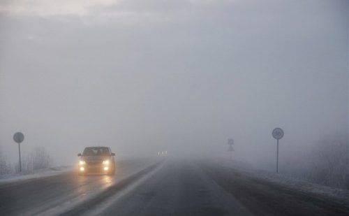 На Черкащині оголосили жовтий рівень небезпеки через негоду