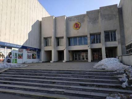 """""""Україна"""" - не просто кінотеатр"""": у Черкасах міркують над розвитком комунального закладу (фото)"""