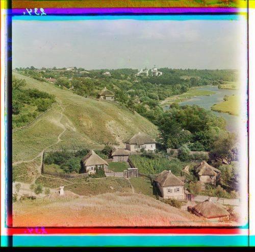 Фотографія, зроблена на Черкащині, є серед світлин України 1905 року з архівів Бібліотеки Конгресу США (фото)