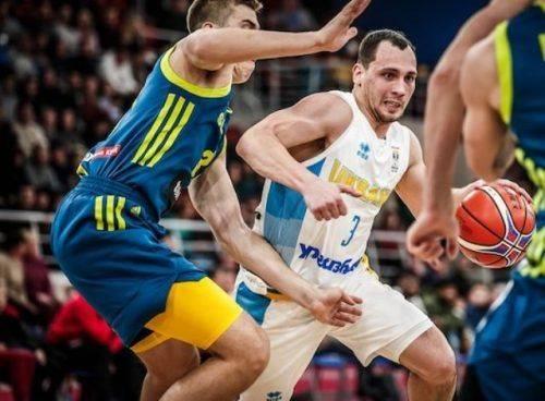 Двох гравців «Черкаських Мавп» викликали до лав національної збірної України