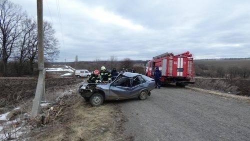 На Черкащині сталася ДТП із загиблим (фото, відео)