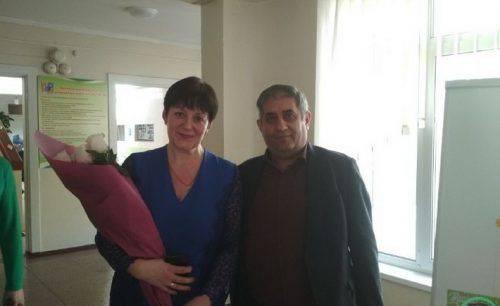 Черкаський бізнесмен привітав жінок Південно-Західного району зі Святом весни (фото)