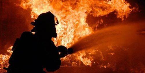 Під час руху на Черкащині загорівся трактор