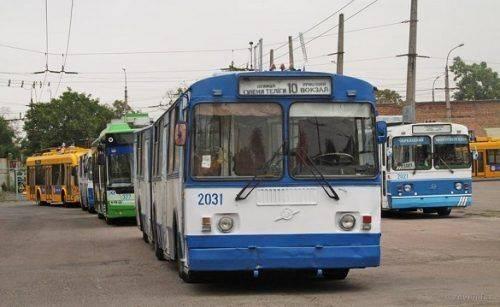 У мерії повідомили, що маршрут тролейбуса №10 не можна продовжити
