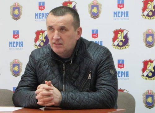Заступник Бондаренка став головою міської федерації футболу Черкас