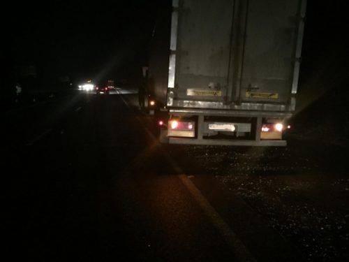 На Черкащині водії продовжують блокувати рух вантажівок центром міста (відео)