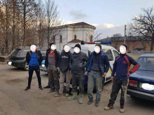Нелегалів з Азербайджану виявили на Черкащині