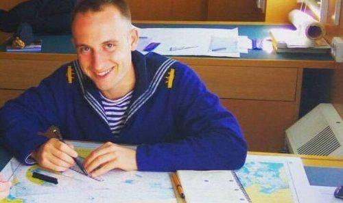 Полоненому моряку з Черкащини продовжили термін тримання під вартою