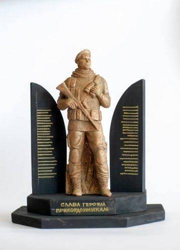 На  Черкащині встановлять пам'ятник воїнам АТО та ООС
