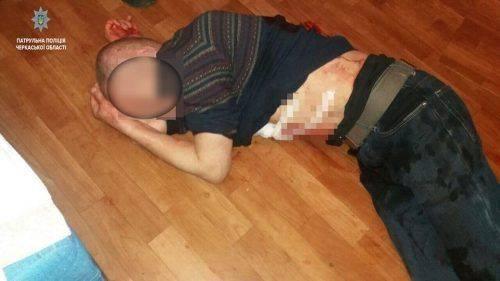 У Черкасах жінка поранила чоловіка кухонним ножем (фото)