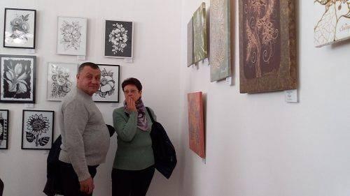 У Черкасах відкрили весняну виставку (фото)