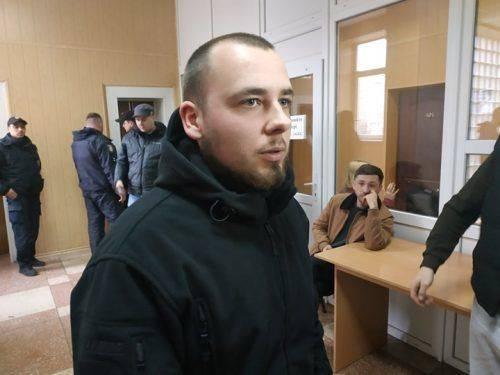 Суд не змінив міру запобіжного заходу представнику Нацкорпусу