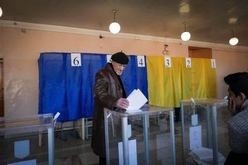 ЦВК оприлюднила дані підрахунку понад 50% голосів