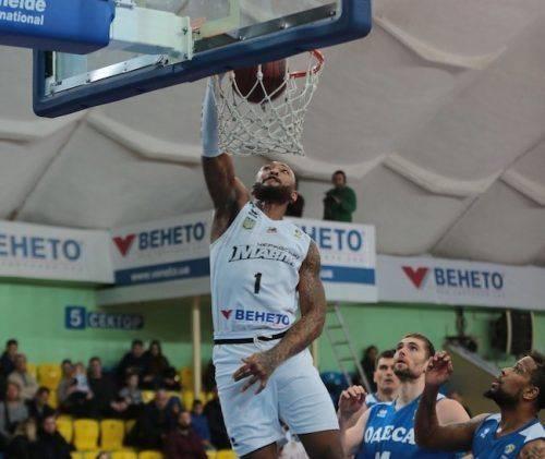 Черкаські баскетболісти перемогли у грі проти Одеси (фото, відео)