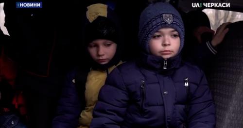 В одному з черкаських сіл дітей тепер возитимуть до школи (відео)