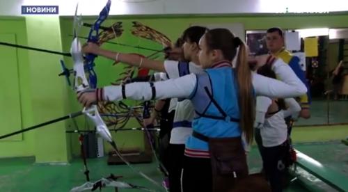 Черкаські лучники вибороли шість медалей на турнірі зі стрільби (відео)