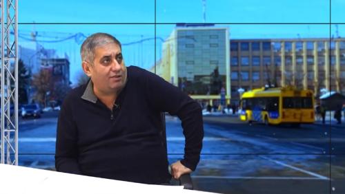 Черкаський бізнесмен розповів про президентські вибори та черкаські дороги (відео)