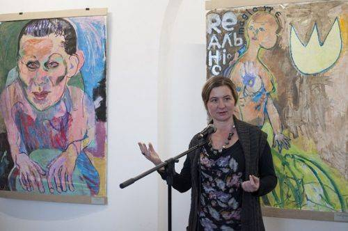 У Черкасах презентували два мистецькі проекти (фото)