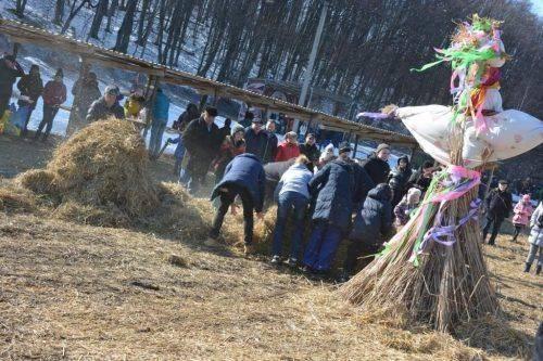 У Холодному Яру проводжали зиму й зустрічали весну (фото)