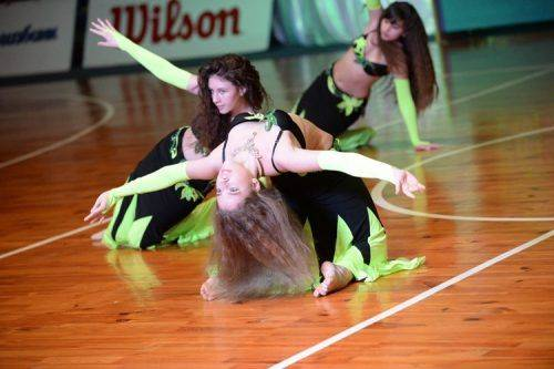 У Черкасах відбувся всеукраїнський фестиваль та змагання із сучасних танців
