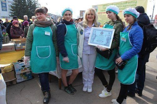 На Черкащині встановили новий кулінарний рекорд (фото)