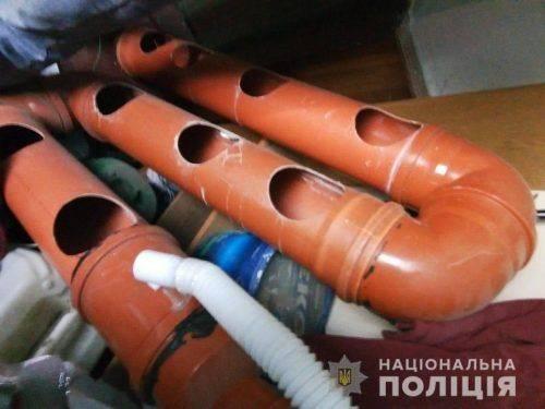 Черкащанин удома обладнав нарколабораторію (фото)