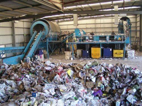 На Черкащині планують побудувати лінію із сортування сміття