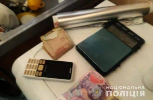 На Черкащині чоловік зберігав удома наркотики для продажу (фото)