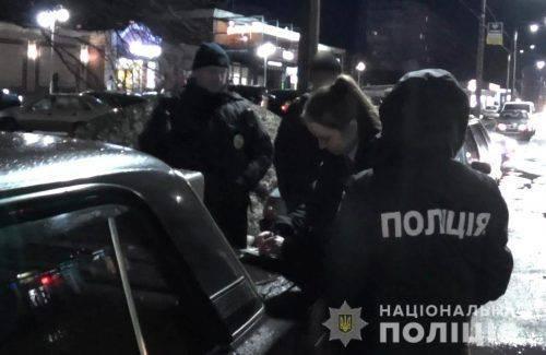 У Черкасах затримали викрадача автомобіля