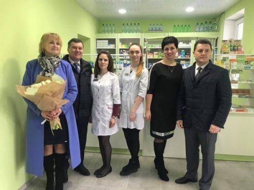 У Черкасах відкрили соціальну аптеку