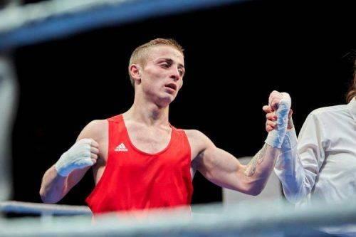 Уманського боксера засудили на Чемпіонаті Європи у Росії