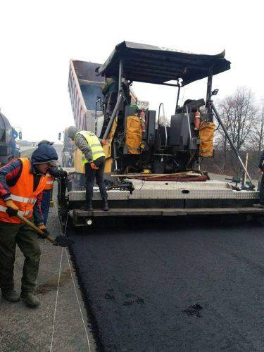 Де на Черкащині ремонтують дороги