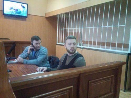 Третя суддя відмовилася від участі у засіданні по справі Кухарчука