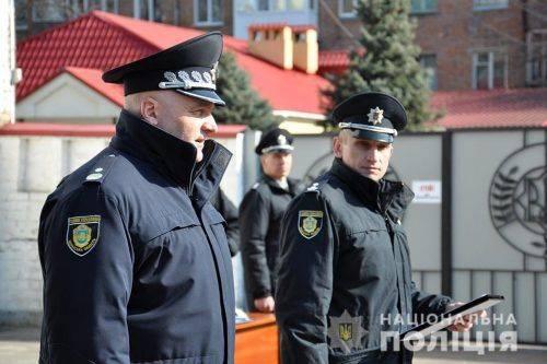 Поліцейські Черкащини отримали нові автомобілі (фото)
