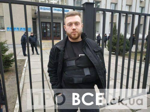 Суд у справі Кухарчука: суддя назвав себе потерпілою стороною та заявив про самовідвід (фото, відео)