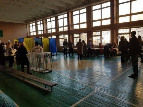 Вибори 2019: як проходить голосування за президента на Черкащині (фото)