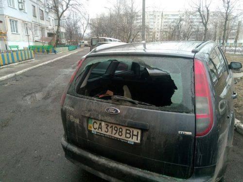 Невідомі трощать автівки у Черкасах