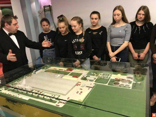 Школярі з Черкащини відвідали завод Кока-Коли (фото)