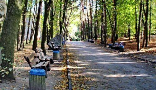Черкасці просять упорядкувати територію одного з парків