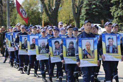 У Черкасах вшанують загиблих учасників АТО/ООС