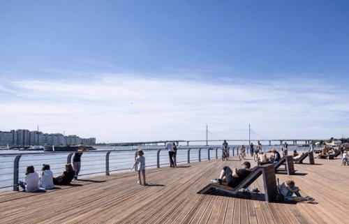 Мер розповів про сквер, набережну, пляжі та нові об'єкти в Черкасах