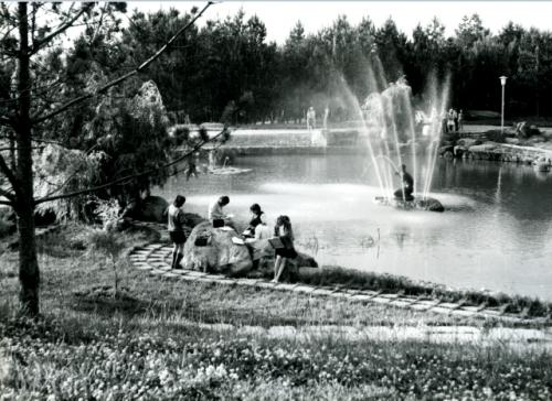 Яким був черкаський парк у минулому