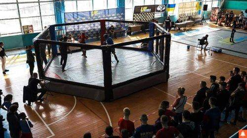 На Черкащині спортсмени отримали чотири золоті медалі зі змішаних бойових мистецтв