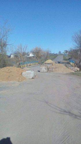 Понад рік у аварійному стані перебуває міст на Черкащині