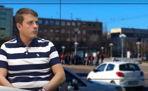 Нардеп Владислав Голуб прокоментував результати виборів першого туру на Черкащині (відео)