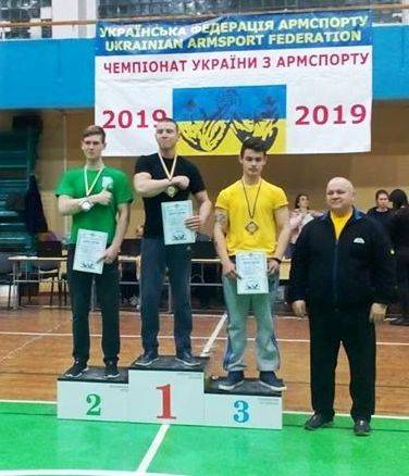 Черкаські спортсмени отримали перемогу на Чемпіонаті України