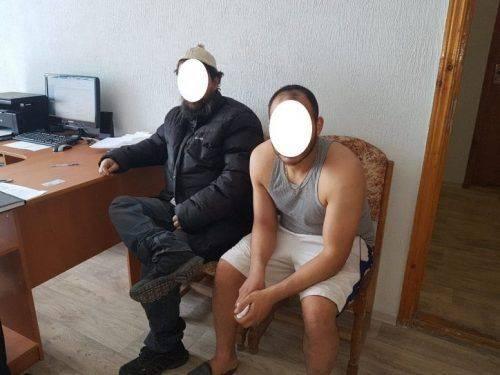 На Черкащині затримали мігранта-нелегала з Ізраїлю (фото)