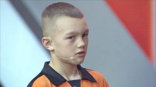 Маленький черкасець хоче зареєструвати світовий рекорд з найшвидшого усного рахунку