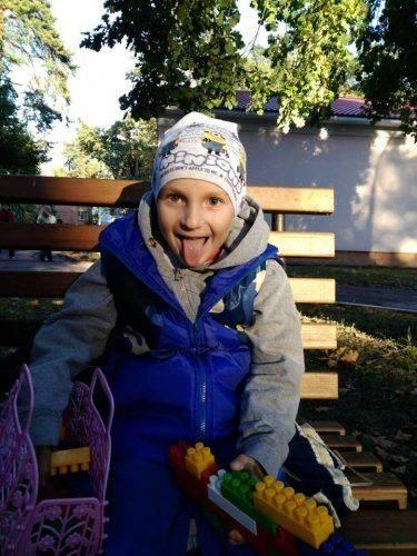 Маленький черкащанин потребує допомоги в боротьбі проти раку